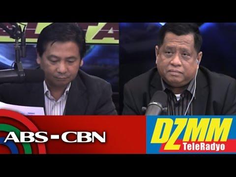 DZMM Teleradyo: Duterte urged to attend proclamation