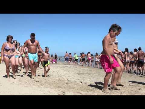 Mr Jack in spiaggia