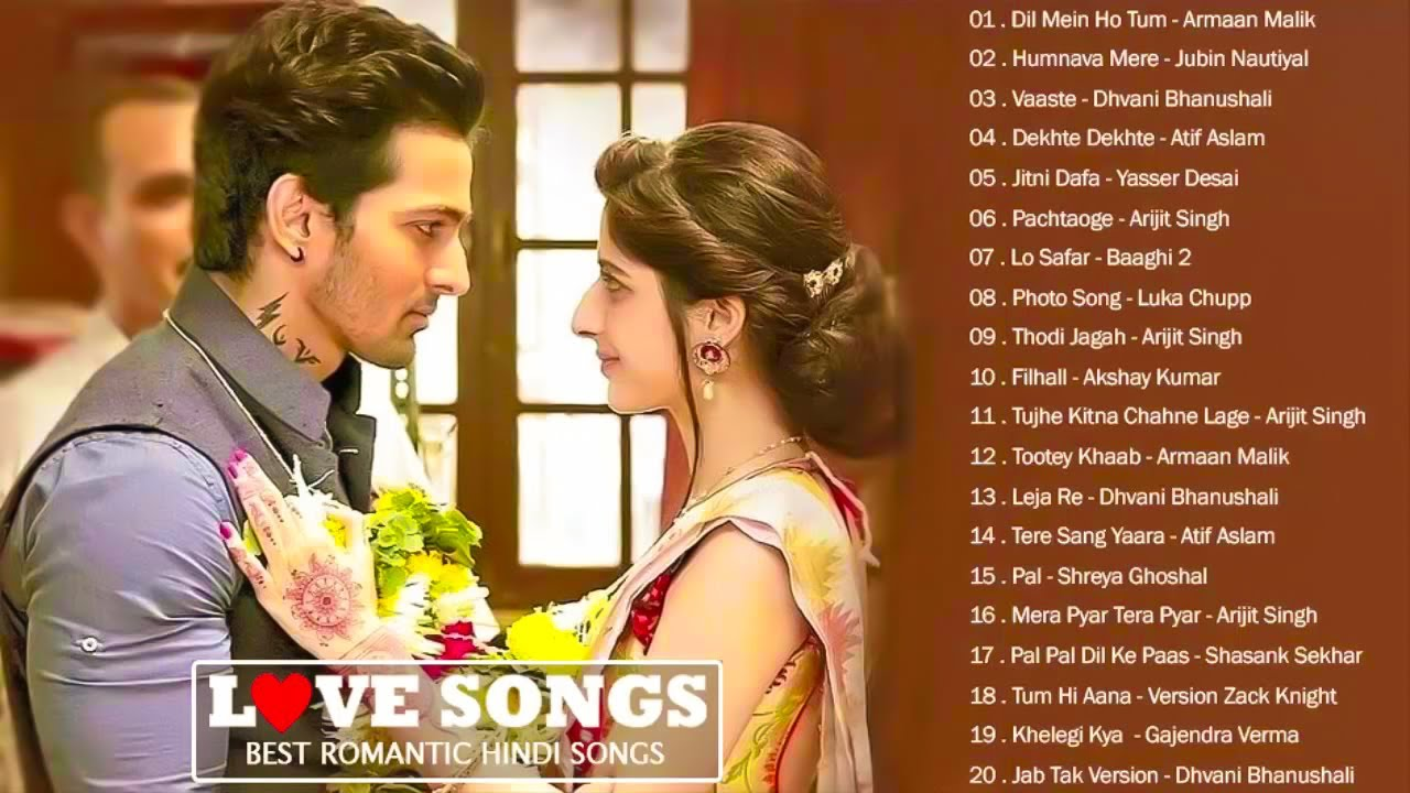 New Indian Songs 2021| Best Bollywood Songs : New Romantic Hindi Hist Song 2021|Audio Jukebox 2021