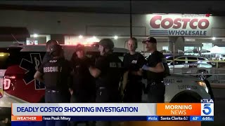 Attorney Says LAPD Officer Was Knocked Out Before Deadly Shooting in Costco
