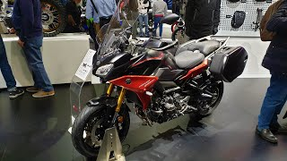 Top 8 New Yamaha Motorcycles At The Eicma Motor Show 2019