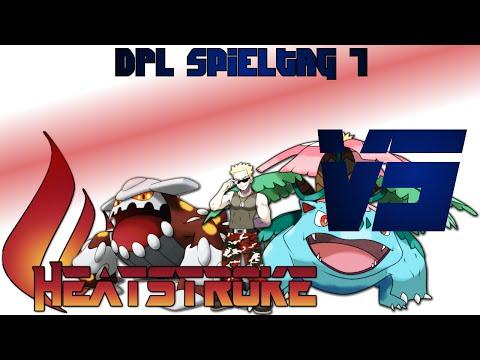 [DPL] Deutsche Pokémon Liga S2 Liga 2 Spieltag 7 vs Heatstroke: Königliche Dominanz