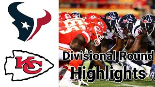 Texans vs Chiefs Highlights Division Round FULL GAME | NFL Playoffs 2020