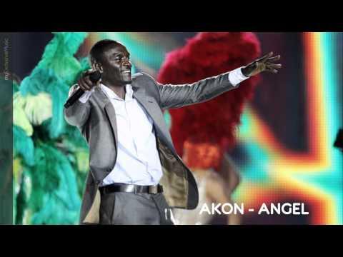 Akon  Angel HOT R&B 2010 Exclusive Lyrics