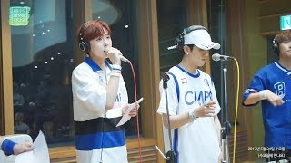 RADIO LIVE | SF9 Cover REALLY REALLY, SF9(다원,재윤,영빈,인성,주호) - 릴리 릴리 20170524