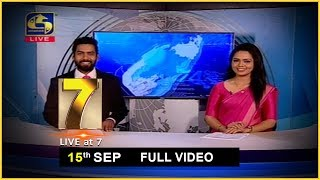 Live at 7 News – 2019.09.15 Thumbnail