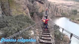 Boca de túnel de Potrerillos, Turismo de Aventura Aguascalientes