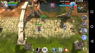 Heroes of Order and Chaos - Vigelos PT-BR PERDI :(