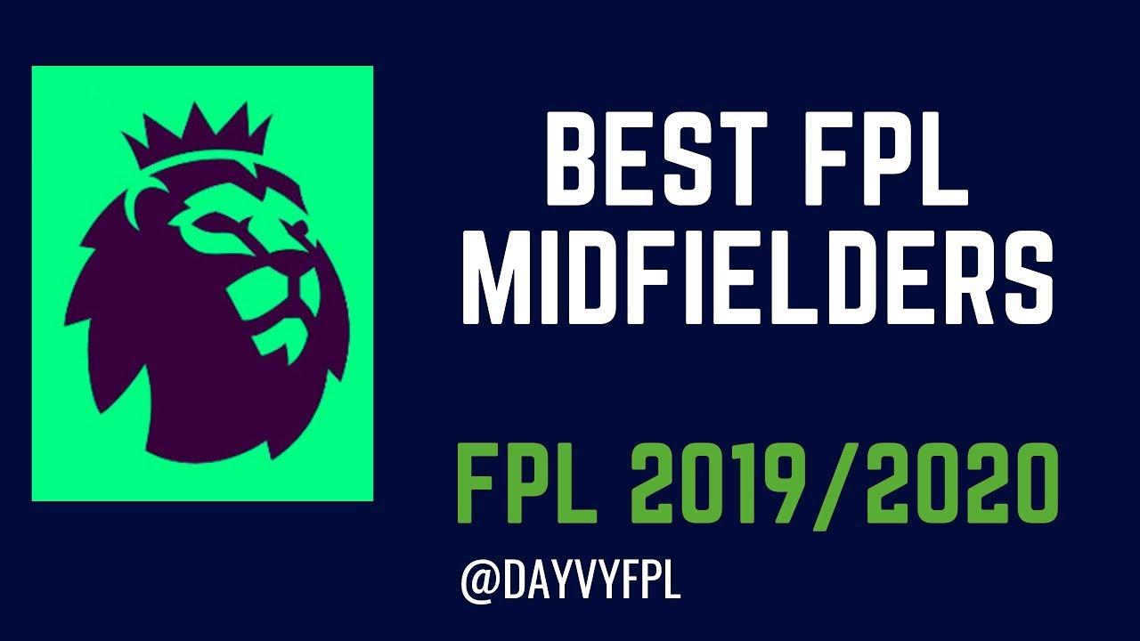 Top Ranked Fantasy Defenses 2020.Best Fpl Midfielders Fantasy Premier League 2019 2020