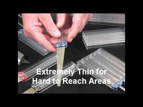 Video of Diafold® Flat File Models
