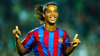 How Ronaldinho changed FC Barcelona forever - Oh My Goal