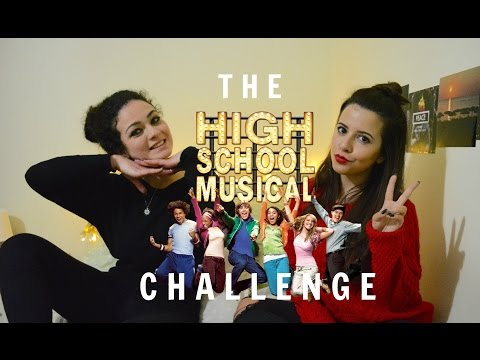 THE HIGH SCHOOL MUSICAL CHALLENGE #HSM10