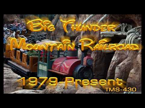 Youtube Big Thunder Mountain Railroad