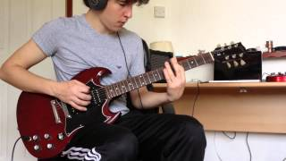 Bird In Hand - Sacred Mother Tongue (Guitar Cover)