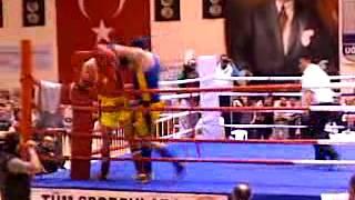 Türkiye Muay Thai Şampiyonası-Kuşadası-28/03/2012 (+86 kg) - 1