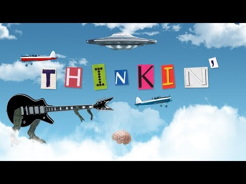 Miley Cyrus - Thinkin' (Lyric Video)