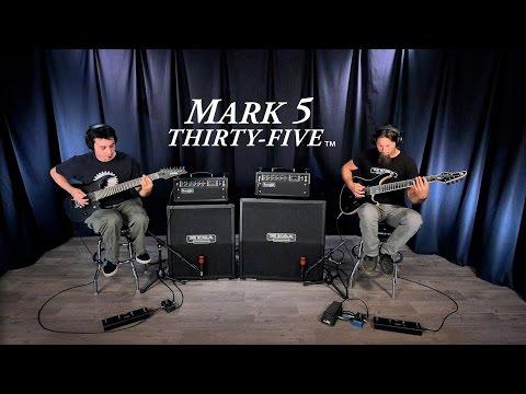 MESA/Boogie® Mark Five: 35™ METAL Playthrough