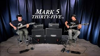 MESA/Boogie® Mark Five: 35™ METAL Playthrough