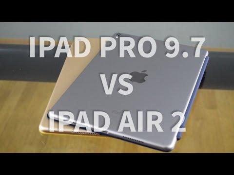 Confronto iPad Pro 9.7 vs. iPad Air 2 - iPhoneItalia.com