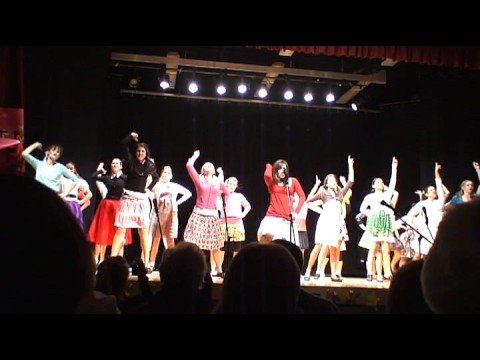 All I Want for Christmas- musical theatre