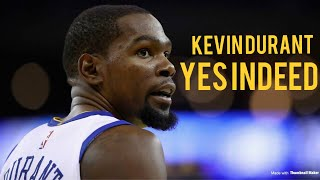 Kevin Durant 2018 Playoffs Highlights    Yes Indeed (ft. Drake and Lil Baby)