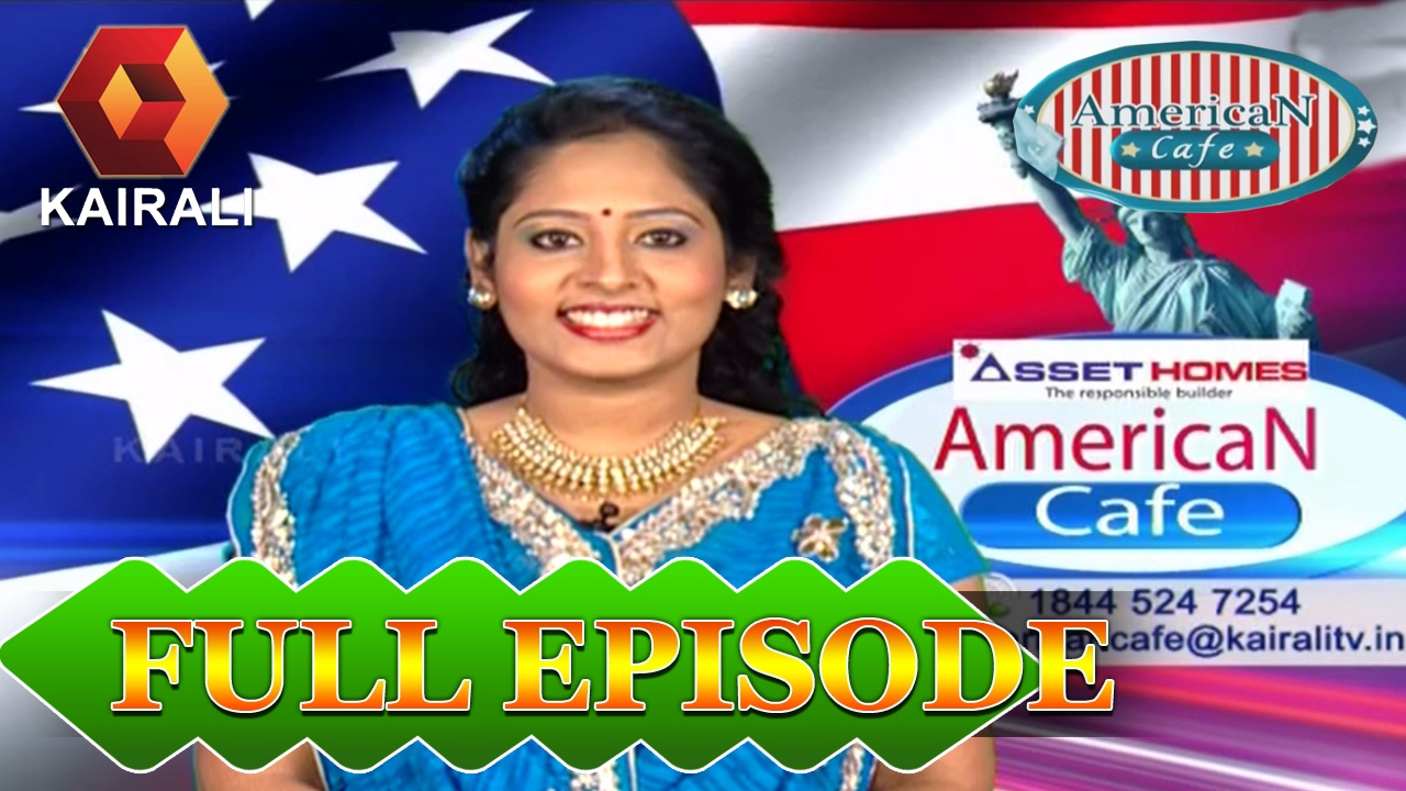 American Cafe | 6th February 2017 | Full Episode
