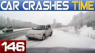 Dashcam Accidents Compilation - November 2016 - Episode #146 HD