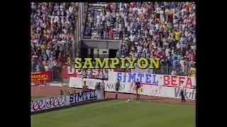 Ankaragücü 0-8 Galatasaray (30.05.1993) Tarihi maç!