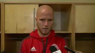 Michael Bradley - October 25, 2015