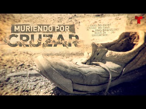 Muriendo por Cruzar / English Subtitles | Noticias | Noticias Telemundo