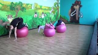 Шпильберг Елизавета, детский фитнес — Onfit Awards 2014
