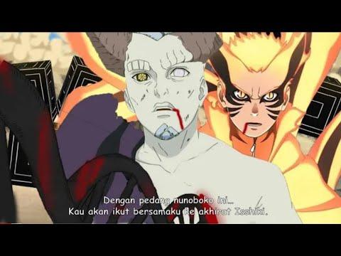 Naruto Full Power Vs Isshiki