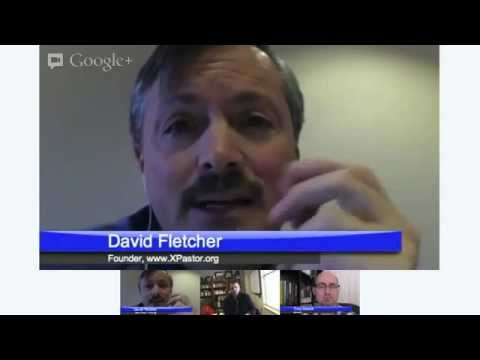 NavXP - Dr David Fletcher - How to grow ministry with less money