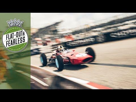 Monaco Historic '61-'66 F1 race highlights 2018