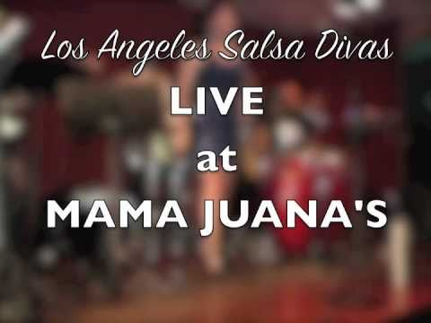 LA SALSA DIVAS - All Female Salsa Band - Live Performance