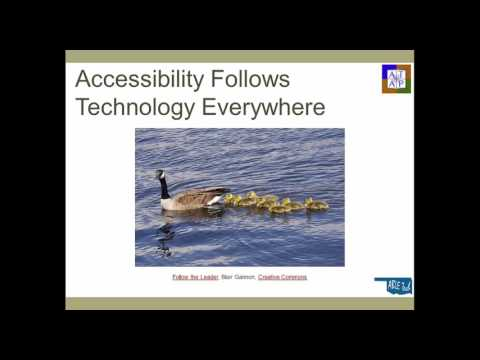 ATAP Accessibility in Procurement 2016