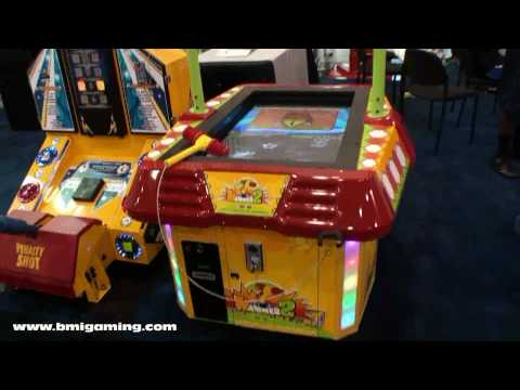 Hammer 2 Arcade Hammer - Pounder - Wacker Video Game - BMI Gaming - Andamiro