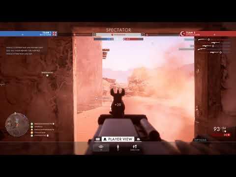 Hacker on BF1 SA server - gamertag Oriisactual