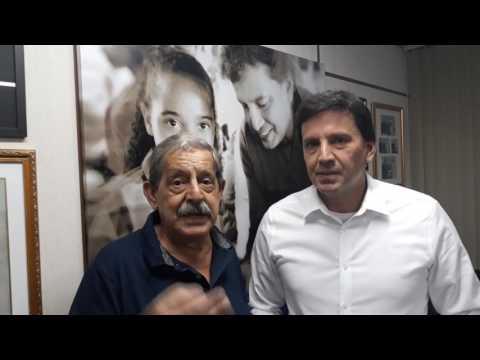 Secretário Floriano Pesaro nega atraso nos repasses estaduais; Plenária do FAS dia 10/04 e outras notícias.