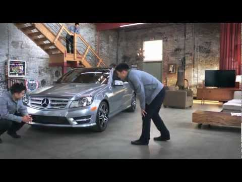 2013 Mercedes Benz C Class Sedan Review and Road Test-2014-East London Daimler-Chrysler