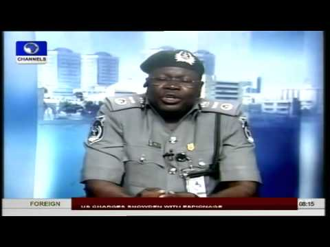 Customs Boss Blames 'Colonial Masters' For Nigeria's Porous Borders - Part 1