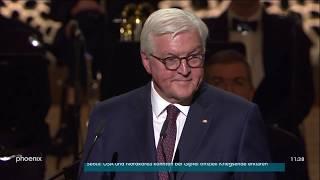 Rede von Frank-Walter Steinmeier zum 100. Geburtstag von Helmut Schmidt in Hamburg am 23.02.19