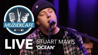 Stuart Mavis - 'Ocean' live bij Muziekcafé