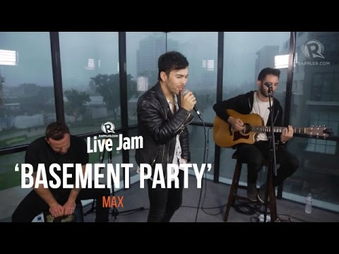 MAX – 'Basement Party'