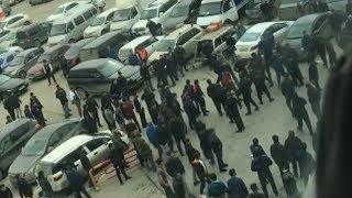Массовая драка и убийство таджиков в Екб. Real Video