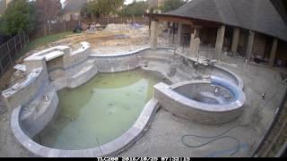 Bradley Pool Construction