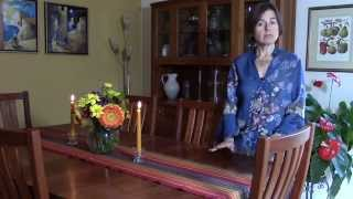 Feng Shui For Your Dining Room Video