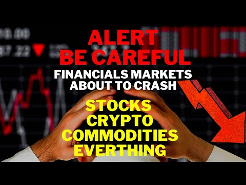 Financial Markets About To Crash…Be Carefull #Forex #Indices #Crypto