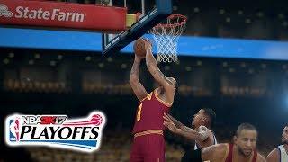 NBA 2K17 Playoffs #78   NBA Finals Game 2 - Cleveland Cavaliers vs Golden State Warriors