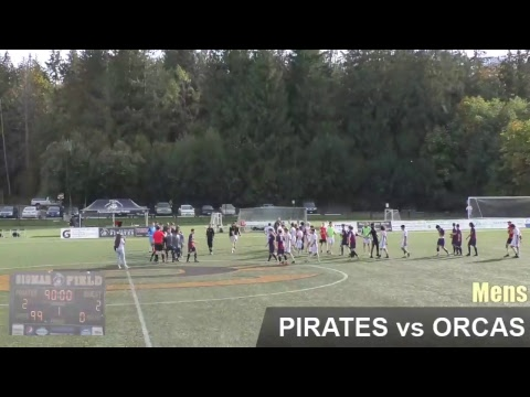 2018 Pirate Soccer: Peninsula College vs. Whatcom